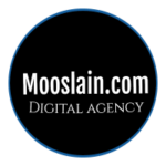 mooslain digital agency logo