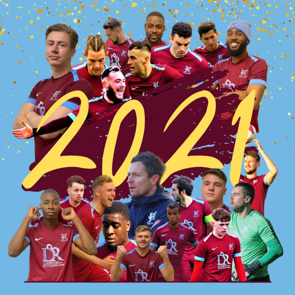 horley town fc 2021 pic