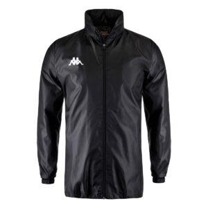 wister jacket for mens, rain and windbreaker black