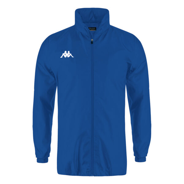 wister jacket for mens, rain and windbreaker blue