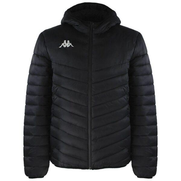 doccio padded jacket kappa black